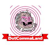 DotCommaLand