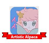 Artistic Alpaca