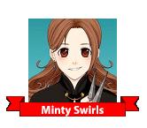 Minty Swirls