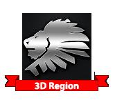 3D Region