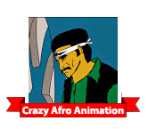 Crazy Afro Animation